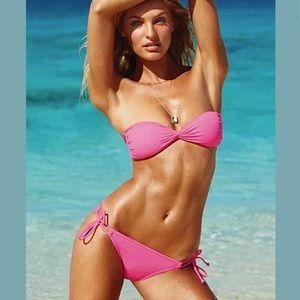 BNWT Victoria's Secret 2pcs PINK BIKINI 👙 SZ M, S